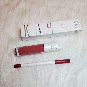 KAB Lip Linear & Gloss
